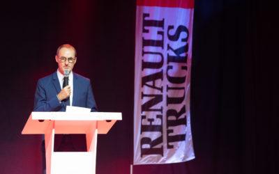 Inauguration Faurie Riom Renault Trucks